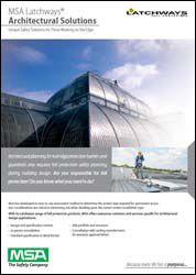 MSA Latchways® Fall Protection Architectural Solutions