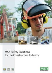 MSA Safety Solutions for the Construction Industry