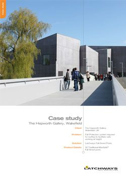Case study thumbnail for Hepworth Gallery
