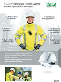 V-Gard 930 Premium Helmet System - Industrial