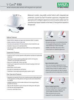 V-Gard® 930 (Vented) Datasheet