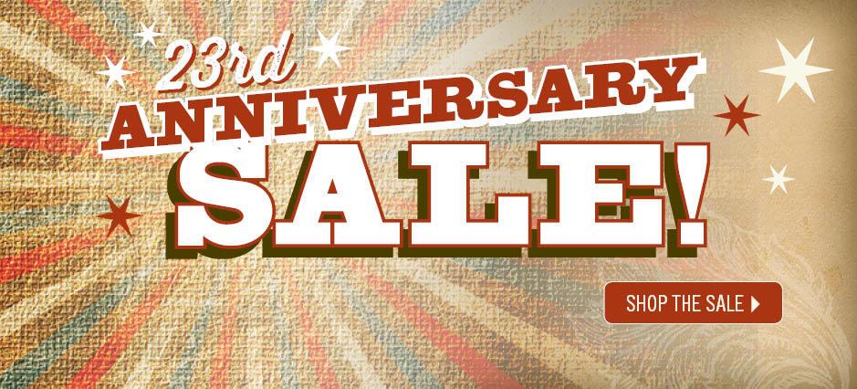 Shop the Anniversary Sale!
