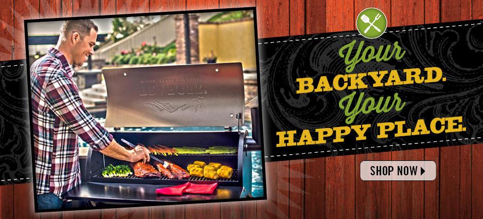 Shop Backyard BBQ products!