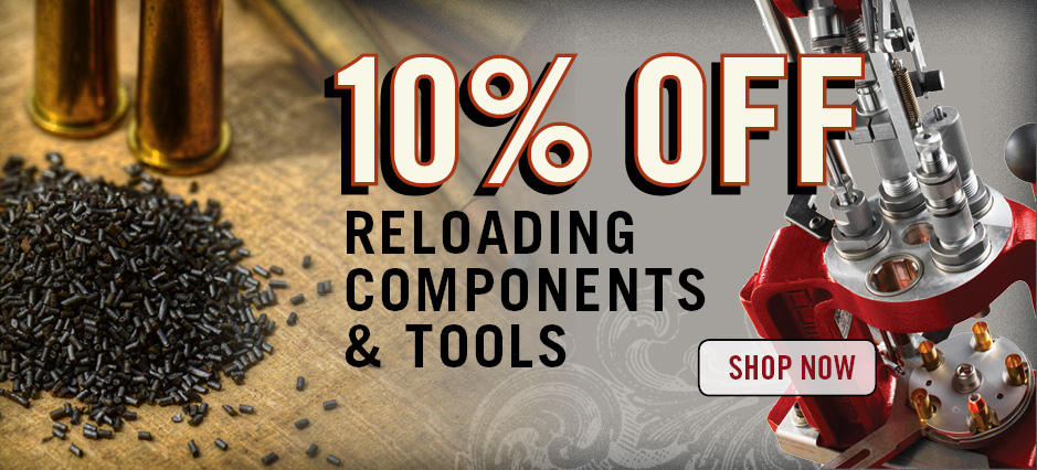 Shop Reloading Components and Tools