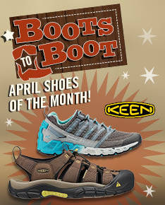 April Boots to Boot