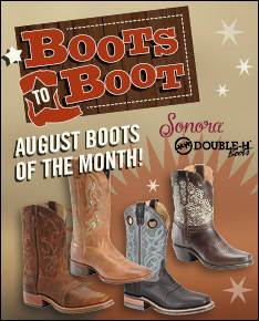 August Boots to Boot