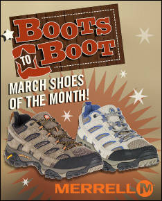 March Boots to Boot