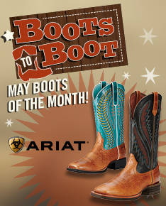 May Boots to Boot