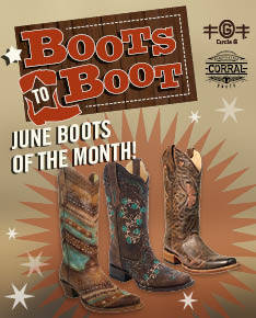 June Boots to Boot