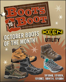 October Boots to Boot