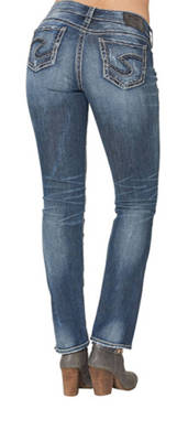 Women's Staight Cut Jeans
