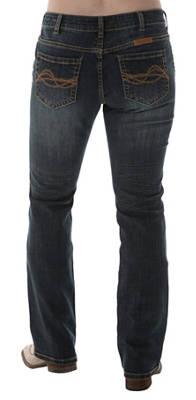 COWGIRL TUFF Women's Western Edge Jean