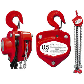 Shop Chain Hoists and Cable Pullers