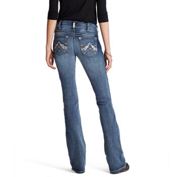 Ariat - Women's R.E.A.L. Boot Cut Remix Jean
