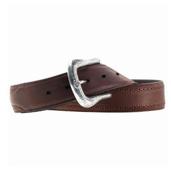 Ariat - Men's Perforated Detailed Belt