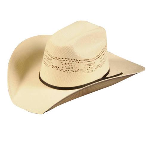 Bangora Straw Hat: Kids' Bangora Straw Hat