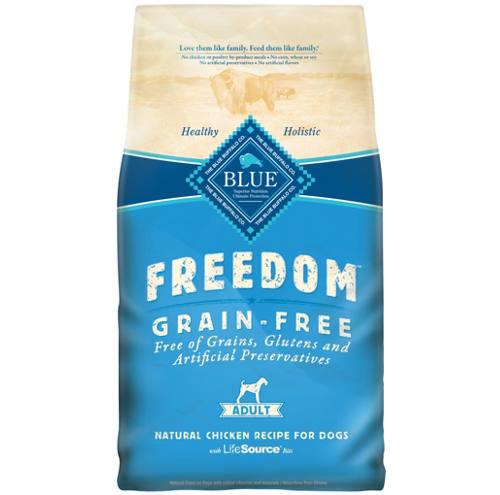 Ingredients In Blue Buffalo Grain Free Dog Food