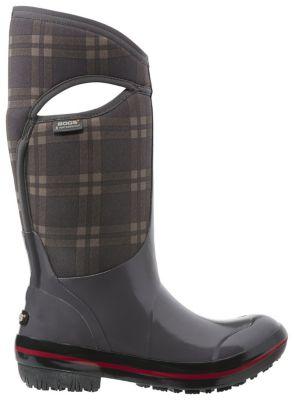 Bogs Women's Plimsoll Plaid