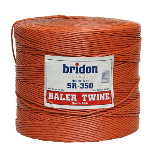 Murdoch S Bridon 4 000 350 Knot Plastic Baler Twine