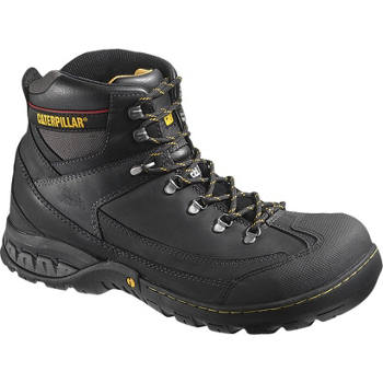 CAT - Men's Dynamite Waterproof Steel Toe Work Boot