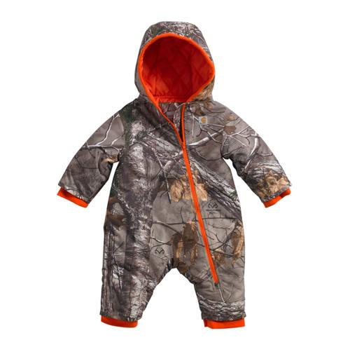Murdoch S Carhartt Boys Infant Camo Snowsuit