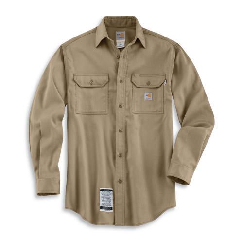 Murdoch 39 s carhartt men 39 s flame resistant work dry for Flame resistant work shirts