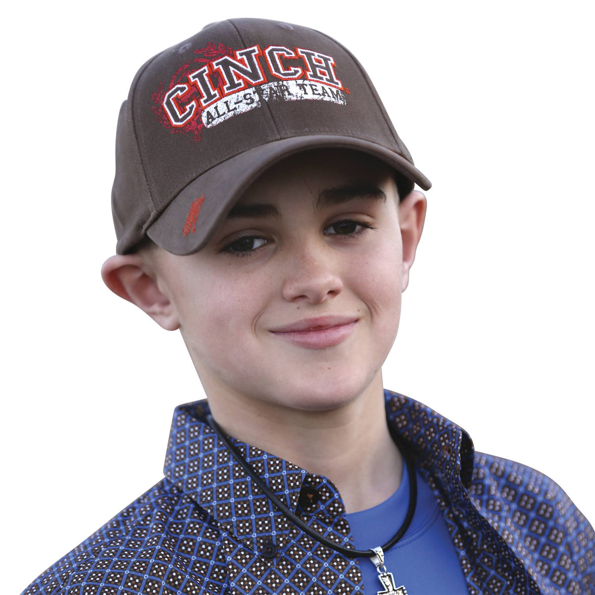 Kid's All Star Team Fitted Ball Cap by Cinch