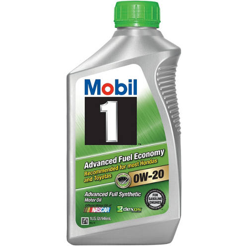 Murdoch 39 S Mobil 0w 20 Advanced Fuel Economy Synthetic