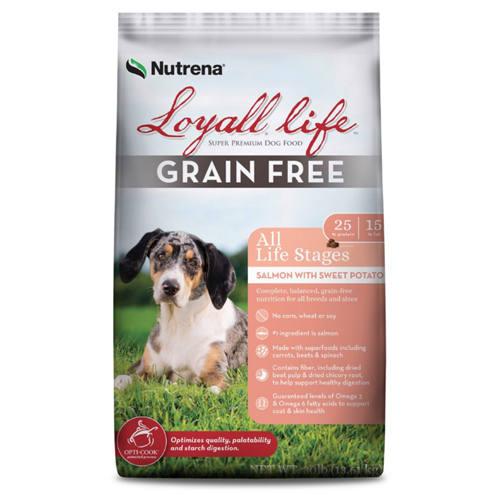 Loyall Dog Food Grain Free