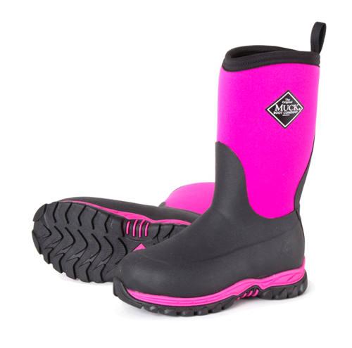 Murdoch's – Muck Boots - Girls' Rugged II Outdoor Sport Boot