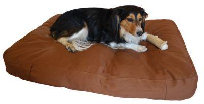 Murdoch's canvas dog bed
