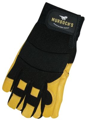 Murdoch's gloves