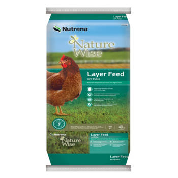NatureWise - Layer 16% Pellets Poultry Feed - Non Medicated