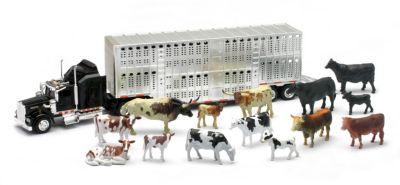 Livestock hauler