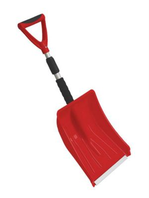 Telescoping shovel