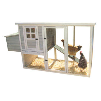 Precision - Hen House Chicken Coop