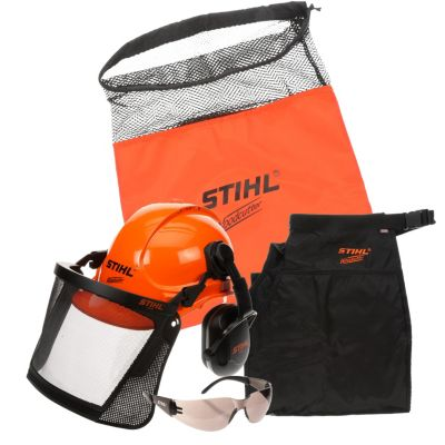 Stihl chainsaw PPE kit