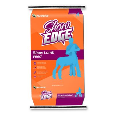 Nutrena Show Edge Lamb Feed