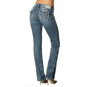 Murdoch's – Silver Jeans - Women's Suki Flap 17