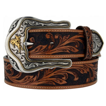 Tony Lama - Men's Westerly Ride Belt