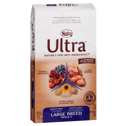 nutro holistic adult dog food