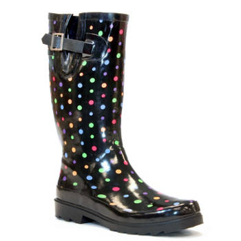 Murdoch's – Western Chief Boot - Women's Ditsy Dots Rain Boot