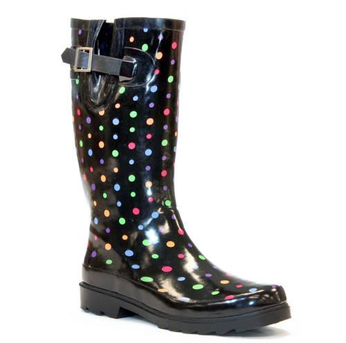 Murdoch's – Western Chief Boot - Women's Ditsy Dots Rain Boot