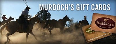 Murdoch's Gift Cards Make Shopping Easier