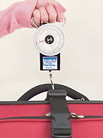 Travelon Portable Luggage Scale & Tape Measure