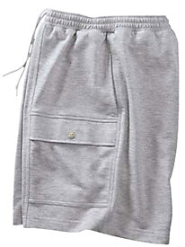Men's 5-pocket French Terry Shorts
