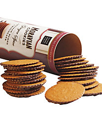 Chocolate Moravian Spice Cookies
