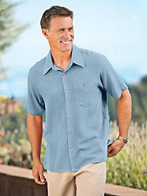 Men's Silk Fly Right Shirt