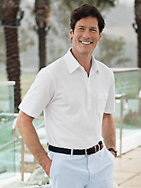 Men's Go-To Polo @...