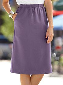 Silhouette Slimmers® Gabardine Skirt